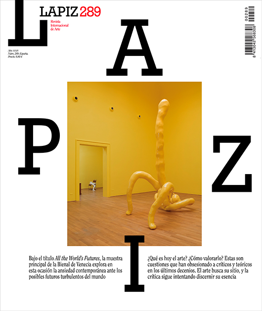 LAPIZ Revista Internacional de Arte 289