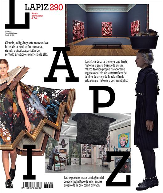 LAPIZ Revista Internacional de Arte 290