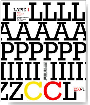 LÁPIZ 250/251