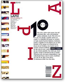 LÁPIZ 82/83